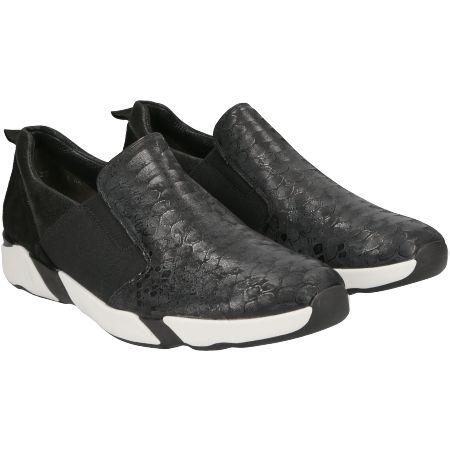 Paul Green 4427-008 - Black - pair