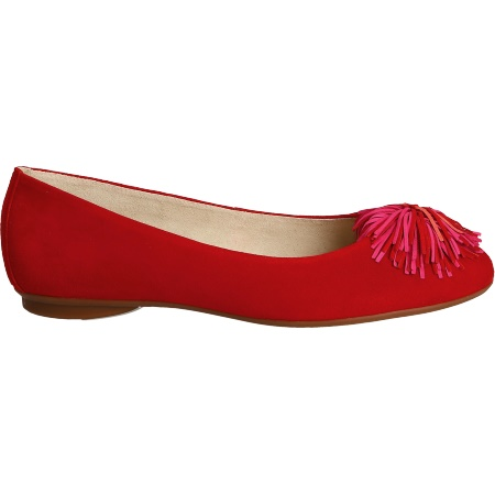 Paul Green 2409-022 - Rot/Pink - sideview