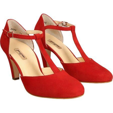 Paul Green 2931-433 - Rot - pair
