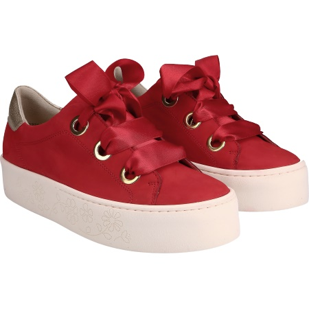 Lace ups in red 4621 002 Buy in Paul Green Online Shop