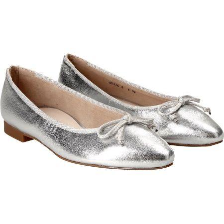 Soft Ballerina in Silber 2480 054 im Paul Green Online