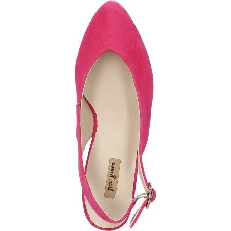 Paul Green 7461-004 - Pink - upperview