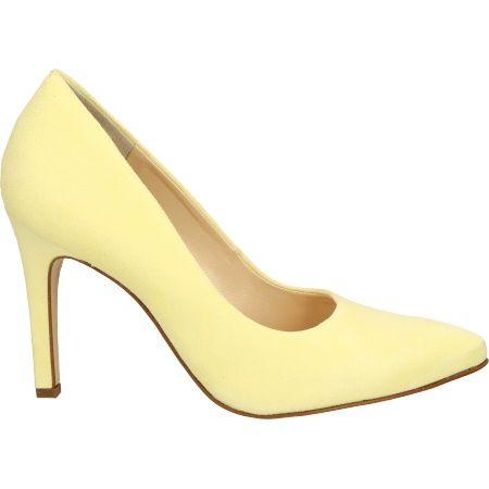 Paul Green 3591-134 - Gelb - Seitenansicht