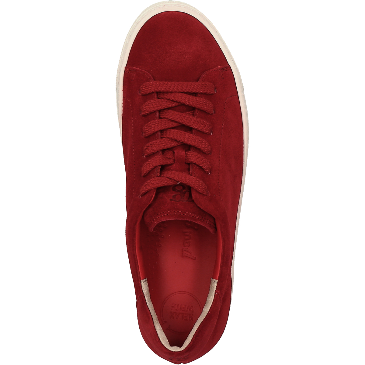 Lace ups in red 4707 034 Buy in Paul Green Online Shop
