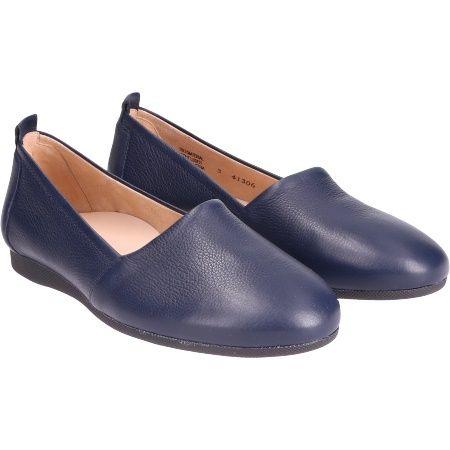 half off huge selection of designer fashion Relax Slipper in Blau - 2481-014 im Paul Green Online-Shop ...