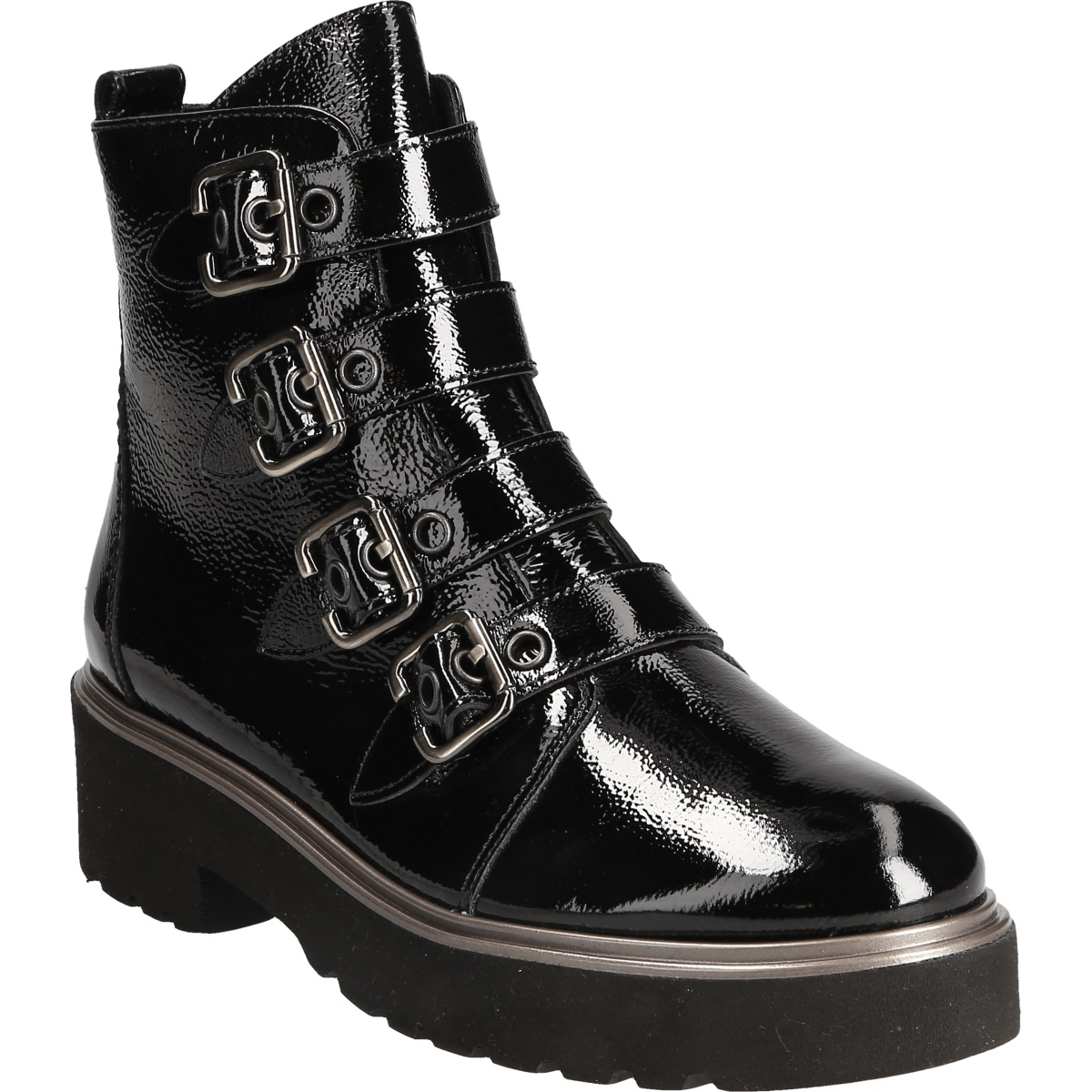 timeless design 2c140 f1b3e Half-boots in black - 9395-013 Buy in Paul Green Online-Shop