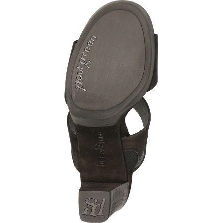 Sandaletten In Schwarz - 7279-024 Im Paul Green Online-shop Kaufen