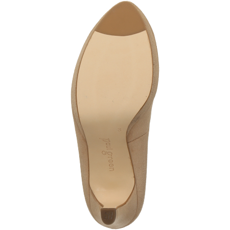 Paul Green 2634-058 - Beige - bottomview