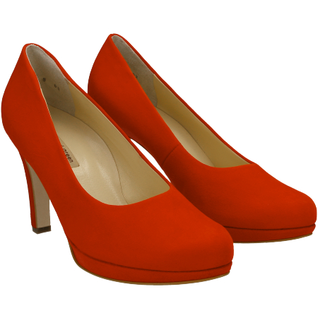 SUPER SOFT Pumps in Rot 2634 066 im Paul Green Online Shop