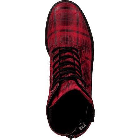 Paul Green 9581-005 - Rot, kombiniert - Draufsicht