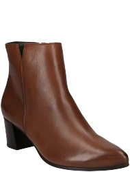 Lammfell Damen 7 Leder Braun Boots Cognac Stiefel Eur 38