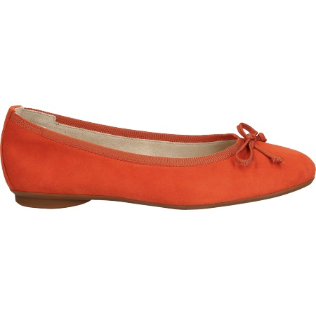 Paul Green 2598-216 - Orange - sideview