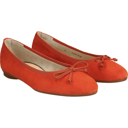 Paul Green 2598-216 - Orange - pair