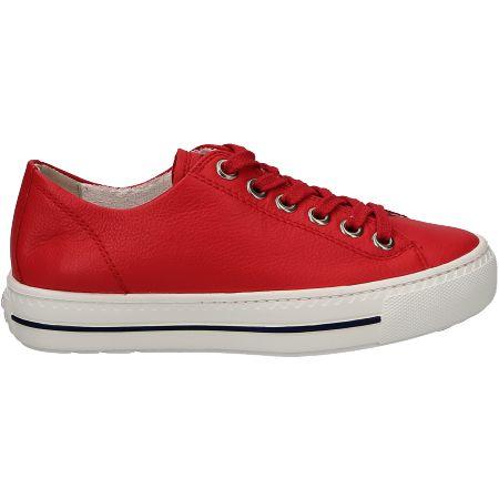 Paul Green 4704-036 - Rot - Seitenansicht