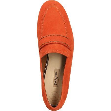 Paul Green 2504-024 - Orange - Draufsicht