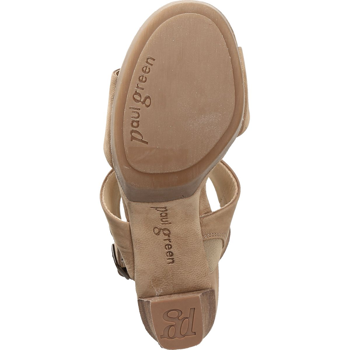 Sandals in brown 7279 004 Buy in Paul Green Online Shop