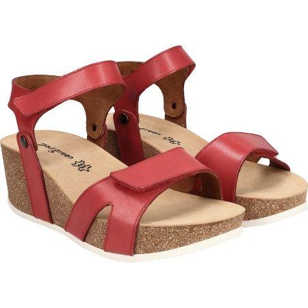 Paul Green 7509-014 - Rot - pair