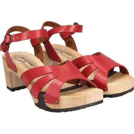 Paul Green 7459-034 - Rot - pair