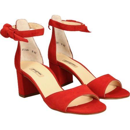 Paul Green 7073-006 - Rot - pair
