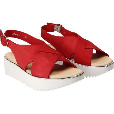 Paul Green 7489-034 - Rot - pair