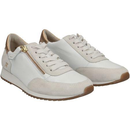 SUPER SOFT Sneaker in Weiß 4979 006 im Paul Green Online