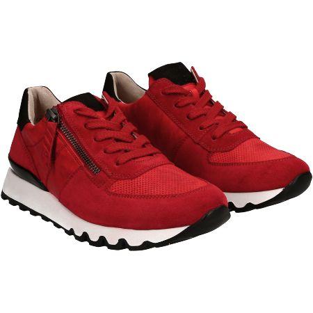 SUPER SOFT Sneaker in Rot 4965 036 im Paul Green Online