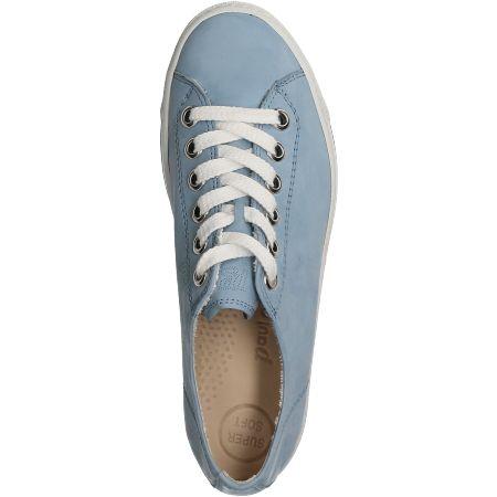 Paul Green 4704-158 - Blau - Draufsicht