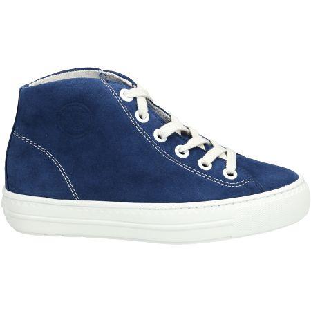 Paul Green 4735-186 - Blau - Seitenansicht