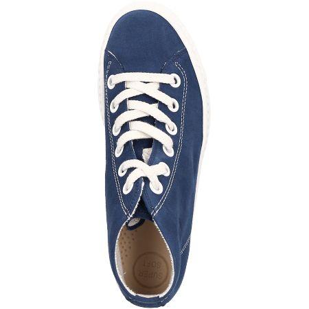 Paul Green 4735-186 - Blau - Draufsicht