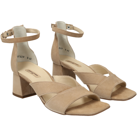 Paul Green 7628-006 - Beige - pair