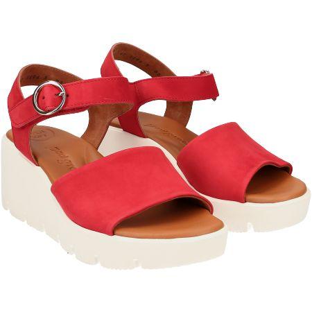 Paul Green 7366-026 - Rot - pair