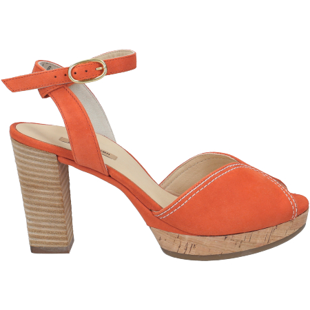 Paul Green 7548-046 - Orange - sideview