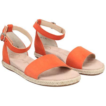 Paul Green 7363-016 - Orange - pair