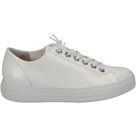 Paul Green 4081-018 - Weiß - Seitenansicht
