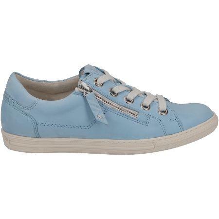Paul Green 4940-108 - Blau - Seitenansicht