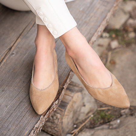 Paul Green 3772-008 - Beige- additional view