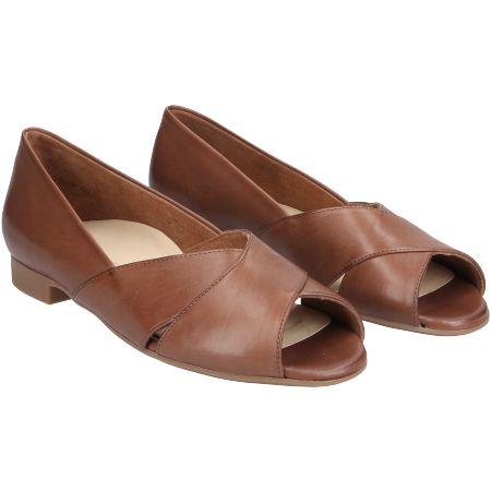 Paul Green 3775-018 - Braun - pair