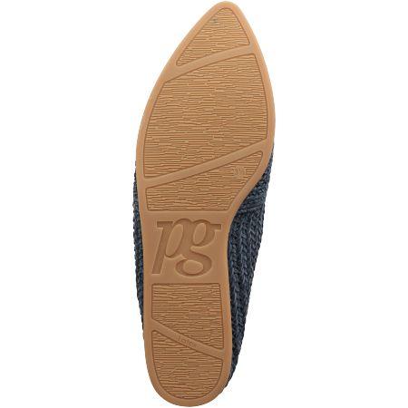 Paul Green 2854-018 - Blau - Sohle