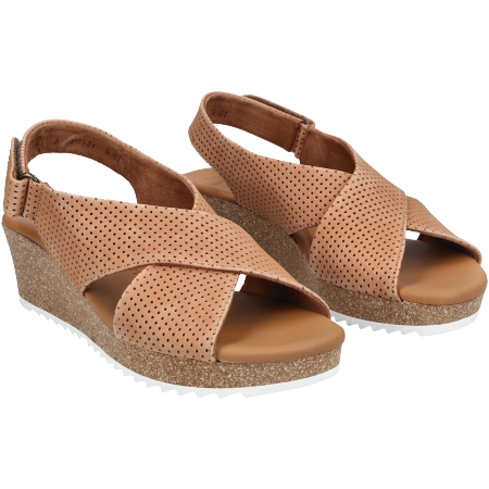 Paul Green 7695-008 - Braun - pair