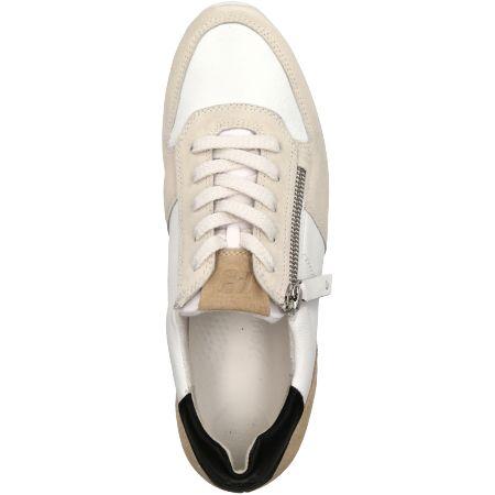 Paul Green 5161-001 - Weiß,kombiniert - Draufsicht