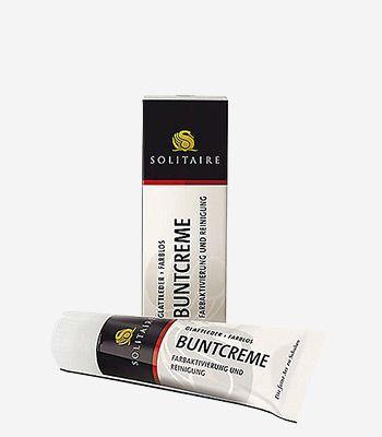 Solitaire shoecare Buntcreme