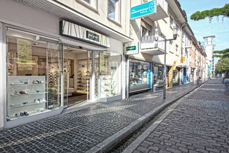 Paul Green Shop Freiburg