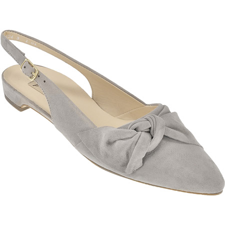 Paul Green 7028 Sling Pumps für Damen in grau - 7028-019 (Gr. 38.5, 37, 39, 37.5)