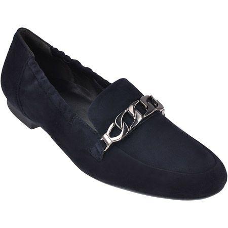 Slippers & Moccasins in blue 1072 009 Buy in Paul Green