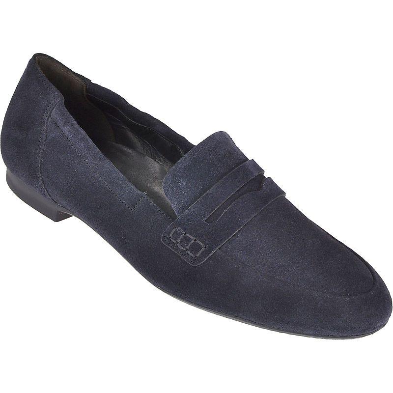 slipper mokassin in royal blau 1070 009 im paul green online shop kaufen. Black Bedroom Furniture Sets. Home Design Ideas