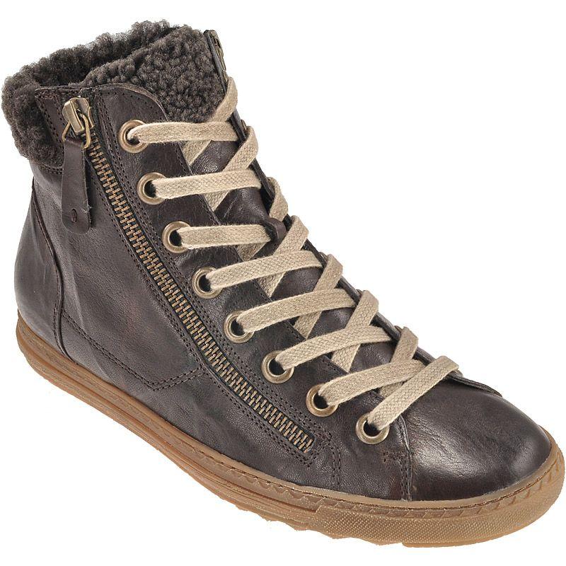 boots in tabak 4321 078 im paul green online shop kaufen. Black Bedroom Furniture Sets. Home Design Ideas