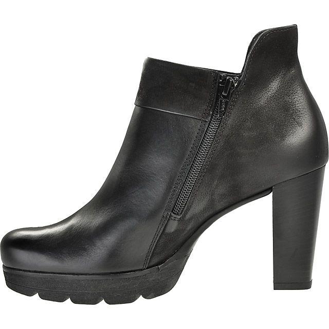 big sale 4ff1d 5bf7d Half-boots in black - 8217-002 Buy in Paul Green Online-Shop