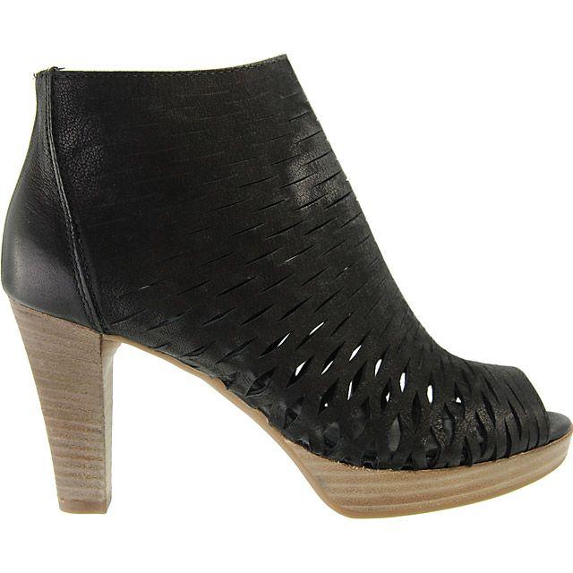 sandaletten in schwarz 6839 063 im paul green online shop kaufen. Black Bedroom Furniture Sets. Home Design Ideas