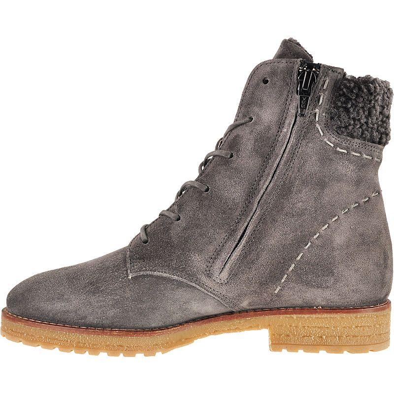 boots in iron schwarz 8033 028 im paul green online shop kaufen. Black Bedroom Furniture Sets. Home Design Ideas