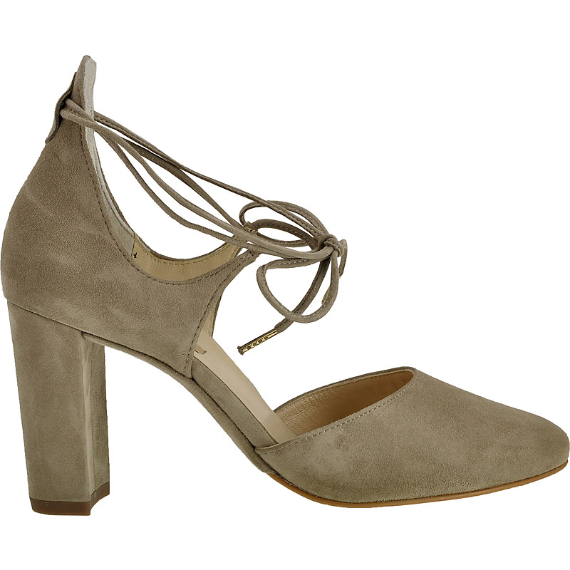 b5b5afc2a0b299 Charmante Sandalette in Taupe - 6015-039 im Paul Green Online-Shop ...